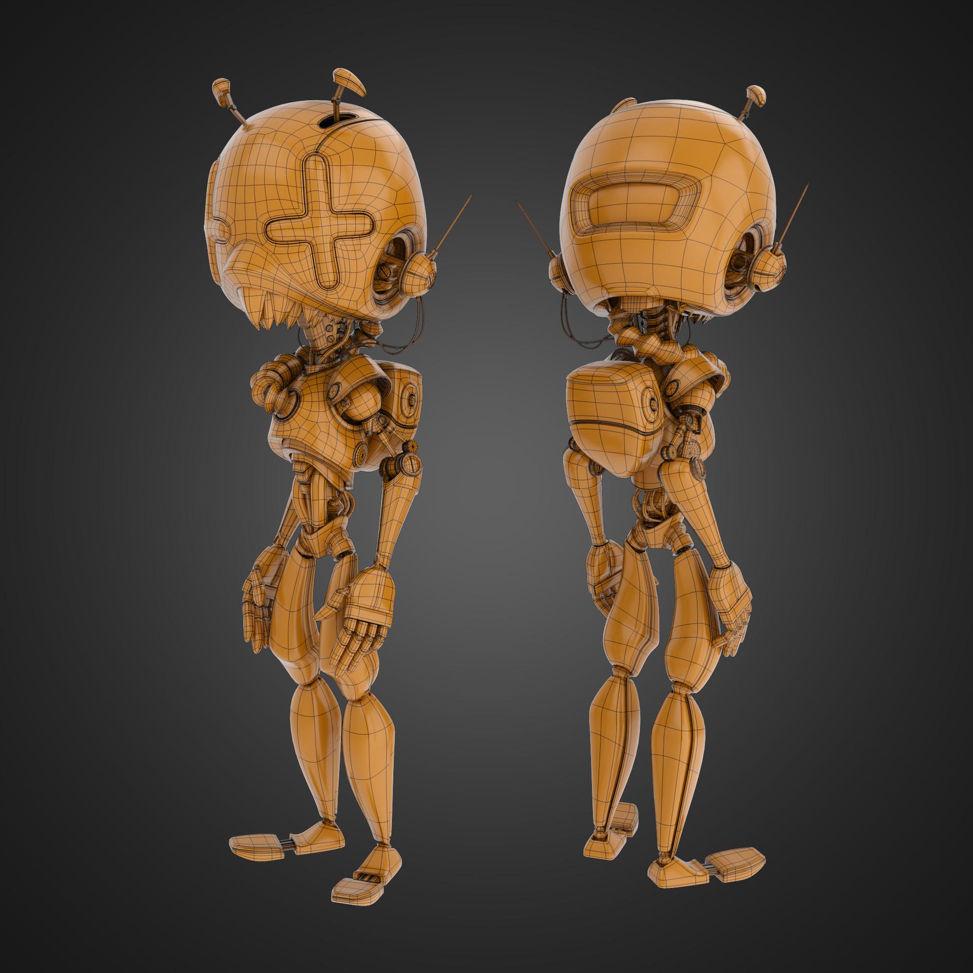 Rakan khamash robo6 update clay 02