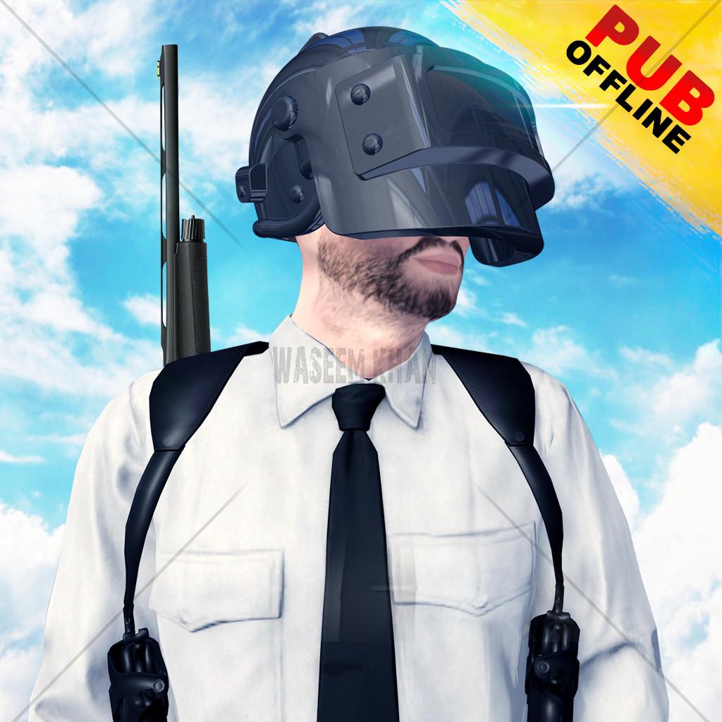 Artstation Create Randier Pubg Mobile Game Icon In Unity 3d