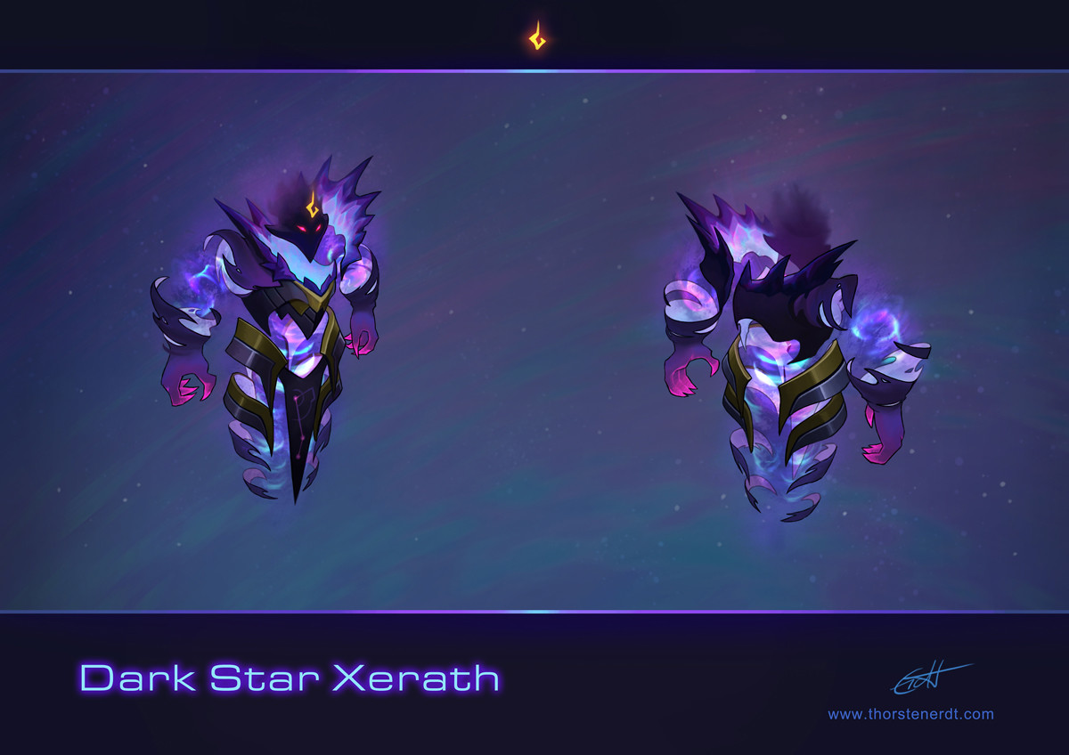 Thorsten erdt dark star xerath v3