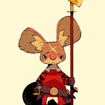 Satoshi matsuura 2018 04 10 mouse knight s