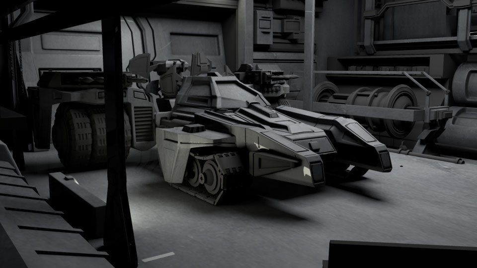 scifi hull design for a comic book im working on.