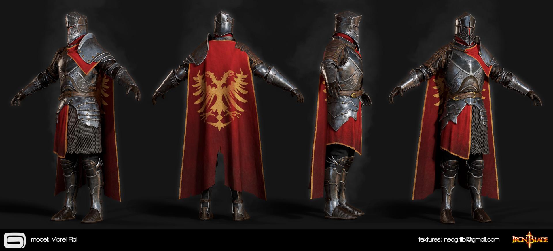 Tibi neag tibi neag iron blade mc armor 08b2