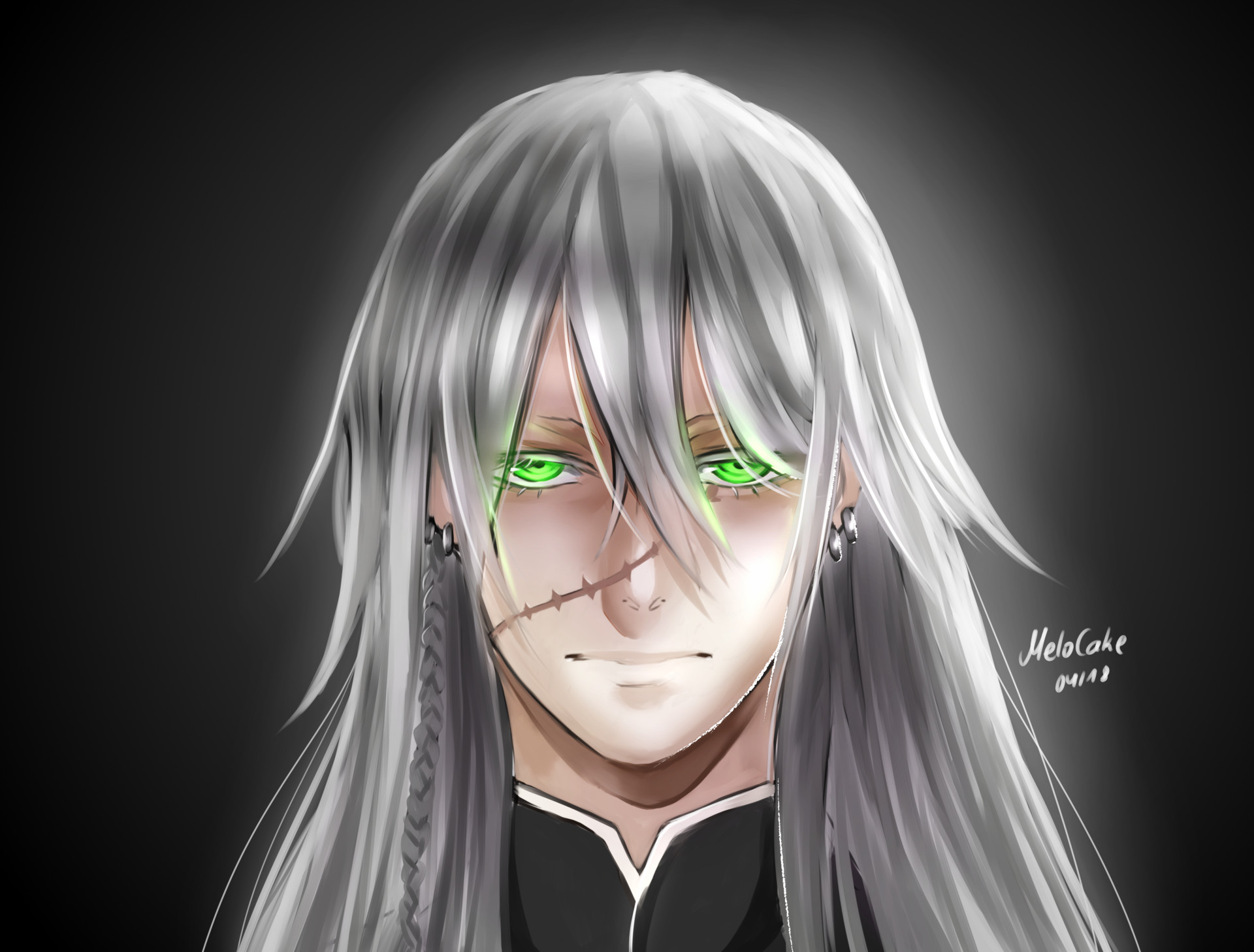 Undertaker From Black Butler