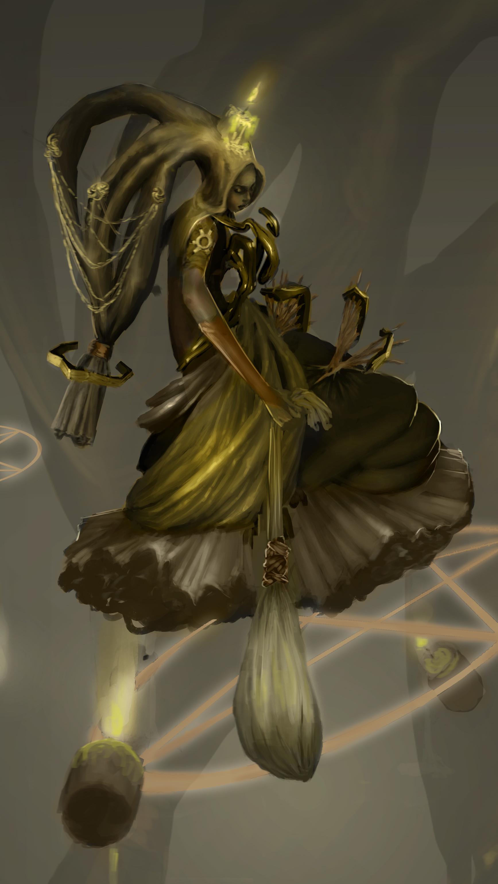 Jocelyn short witch 5 rendered better