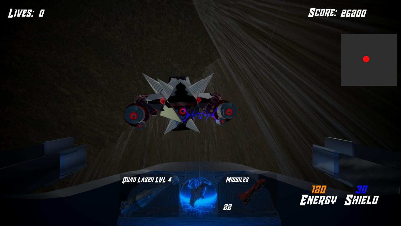Omega Boss - Shoots Plasma, Rockets and lasers