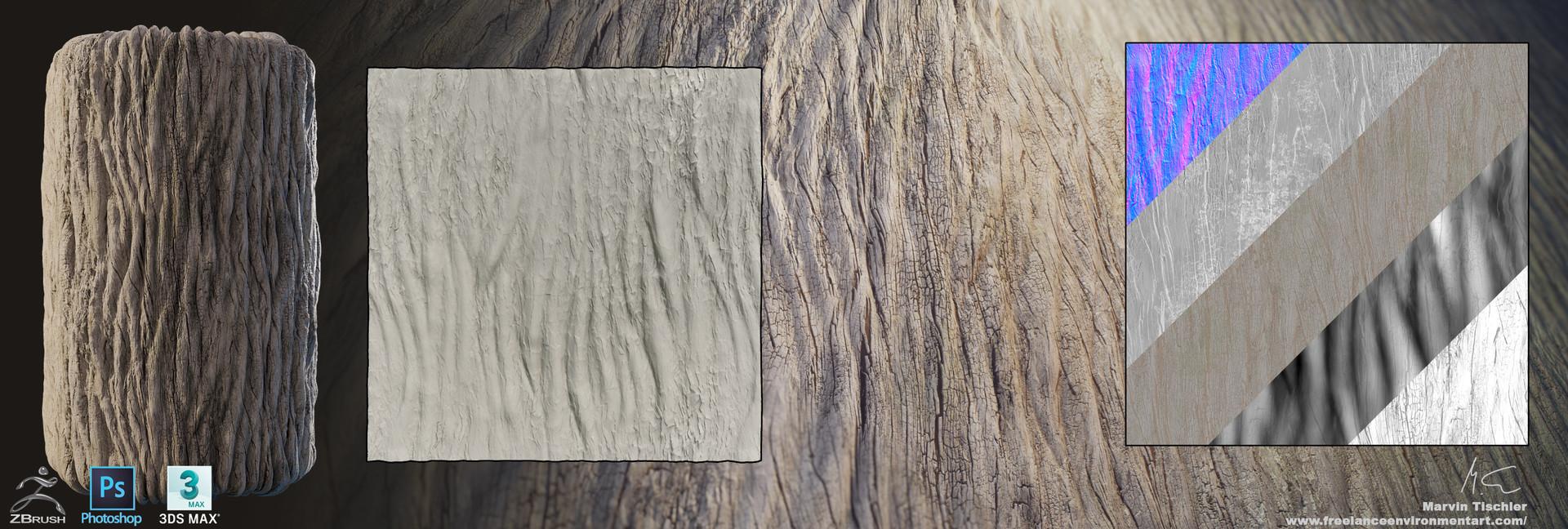 Marvin tischler textures 002 m
