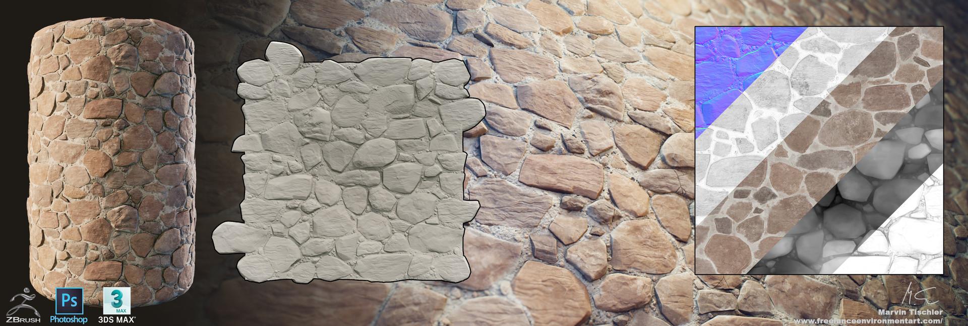 Marvin tischler textures 002 n