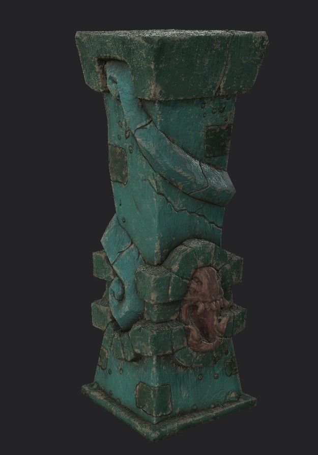 Substance Painter Viewport