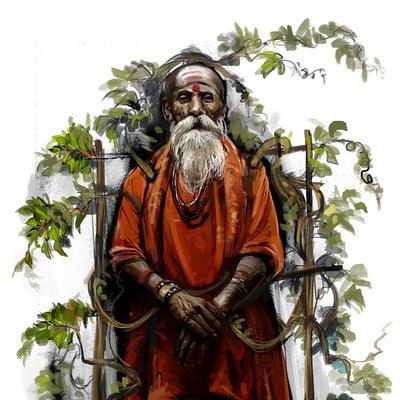Kishore ghosh sadhucolor