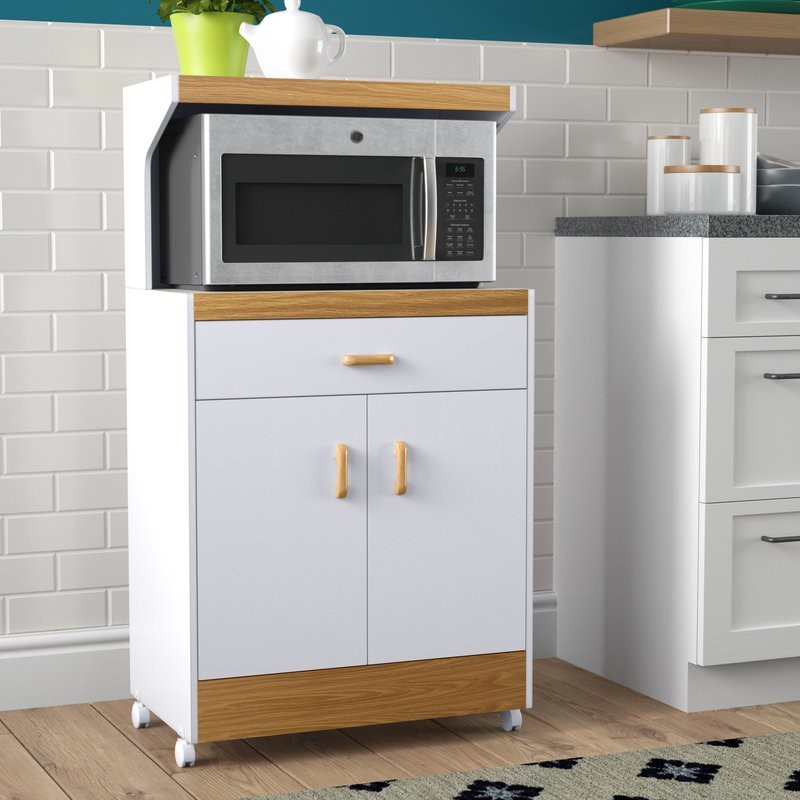 Microwave cart render made in vray for product live on site. I did all lighting and post Photoshop edits