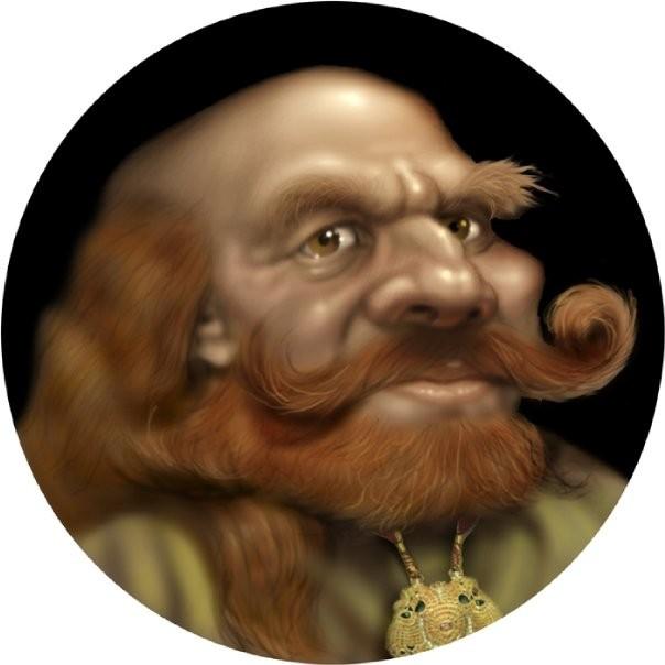 Grumm, Dwarf Nobleman