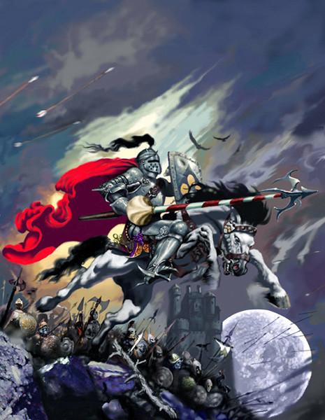 Heroes III Manual Cover