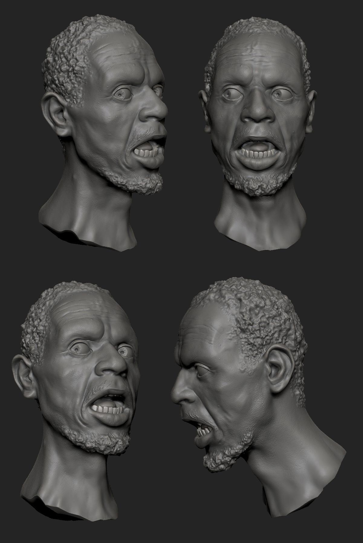 Dirk wachsmuth black male afraid 4fun 1