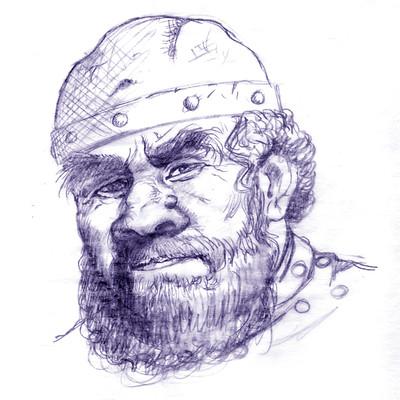 George almond tharj dwarf knight