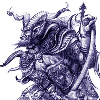 George almond arch devil