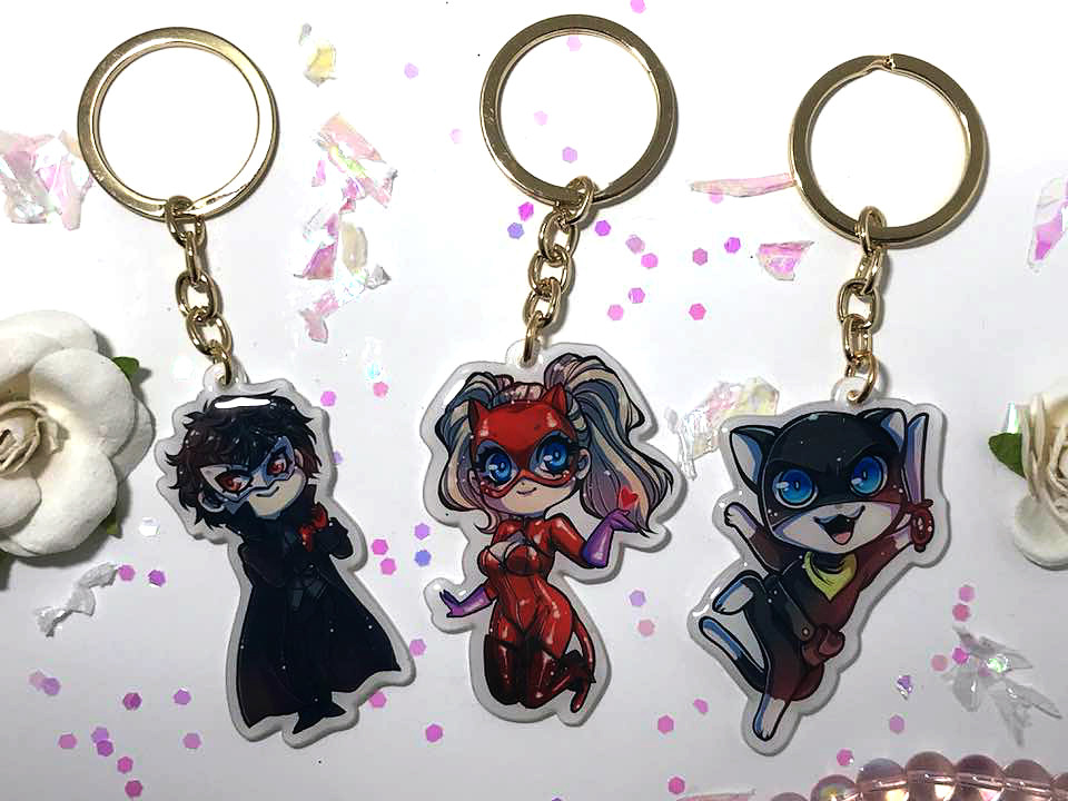 Mellanie chafe persona charms
