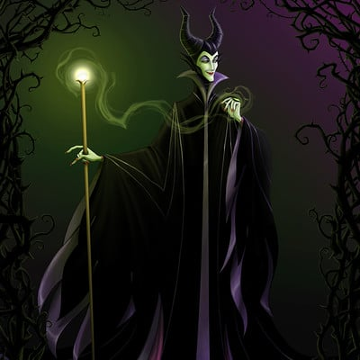 Christopher ables maleficent