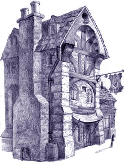 Heroes' Tavern