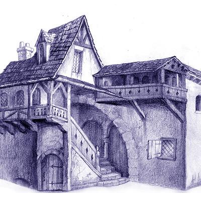 George almond rampart town tavern