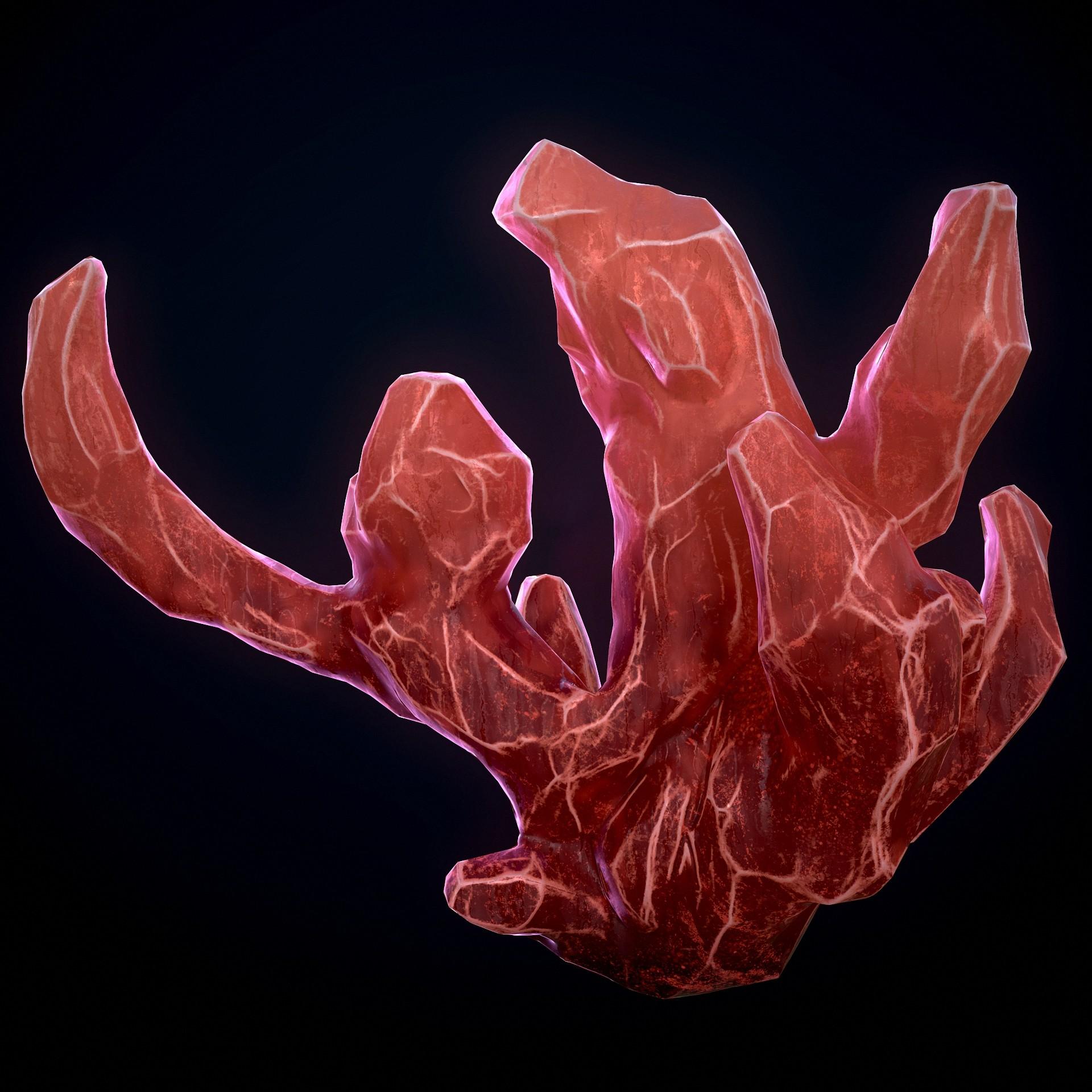 Andrew krivulya crystal render 1