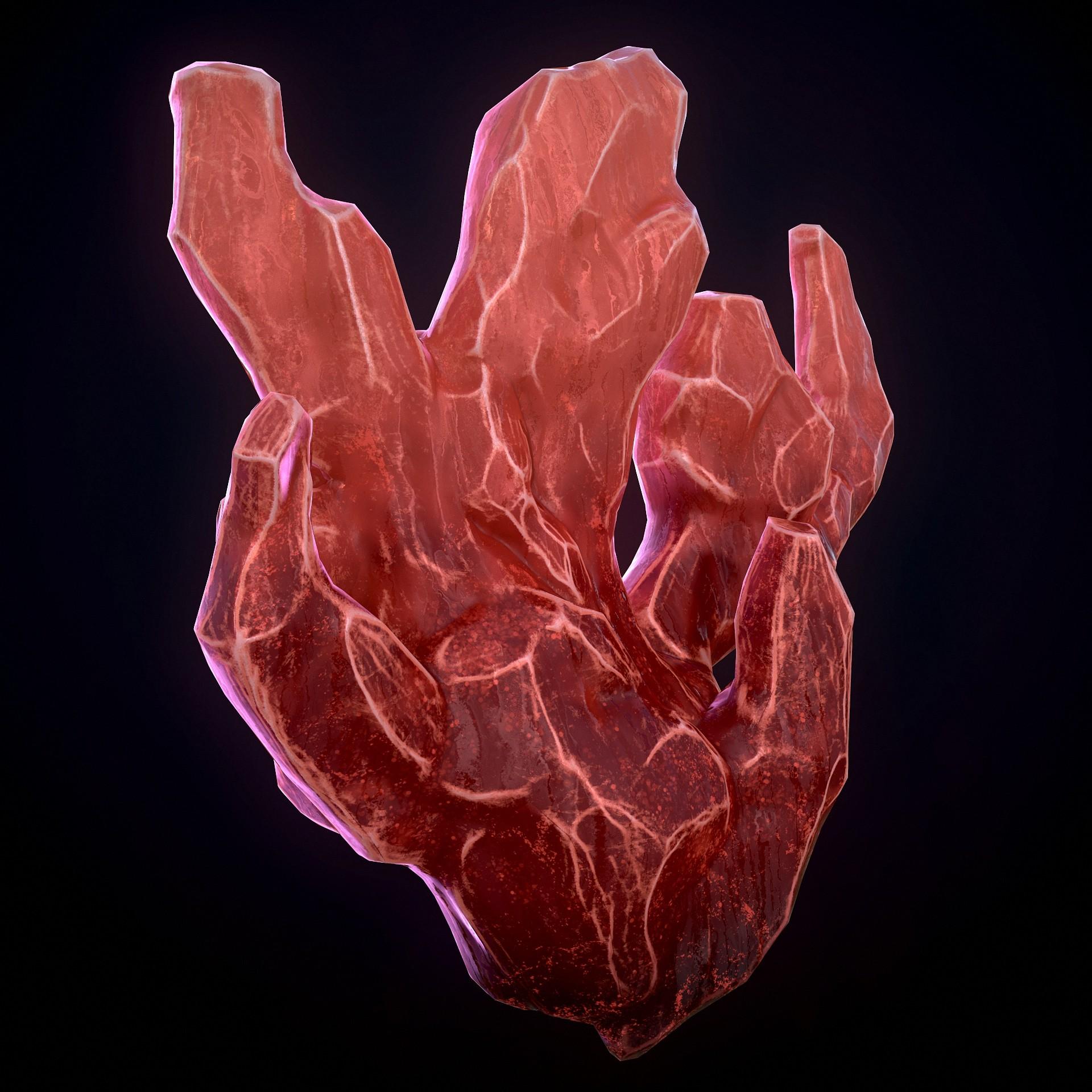 Andrew krivulya crystal render 3