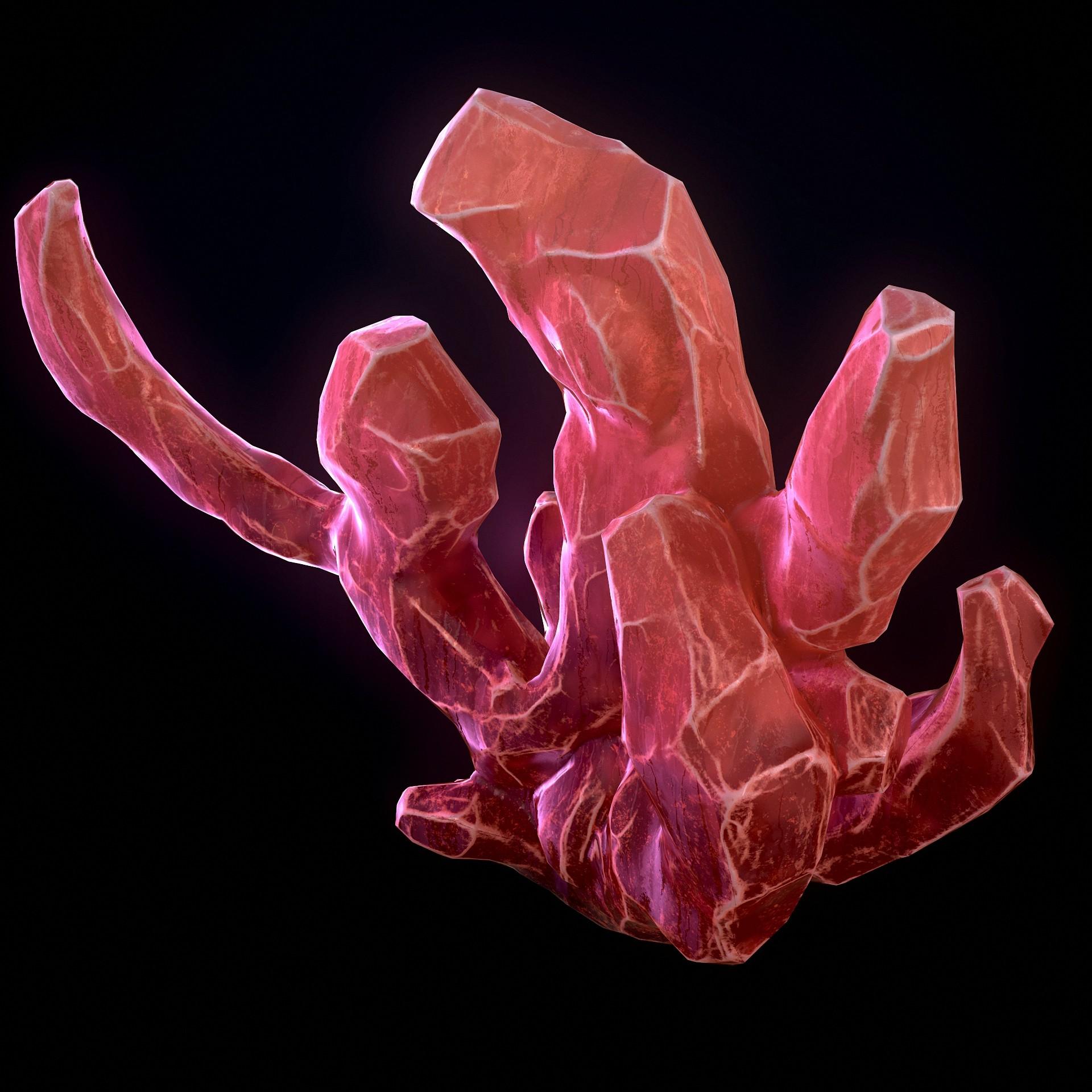 Andrew krivulya crystal render 10