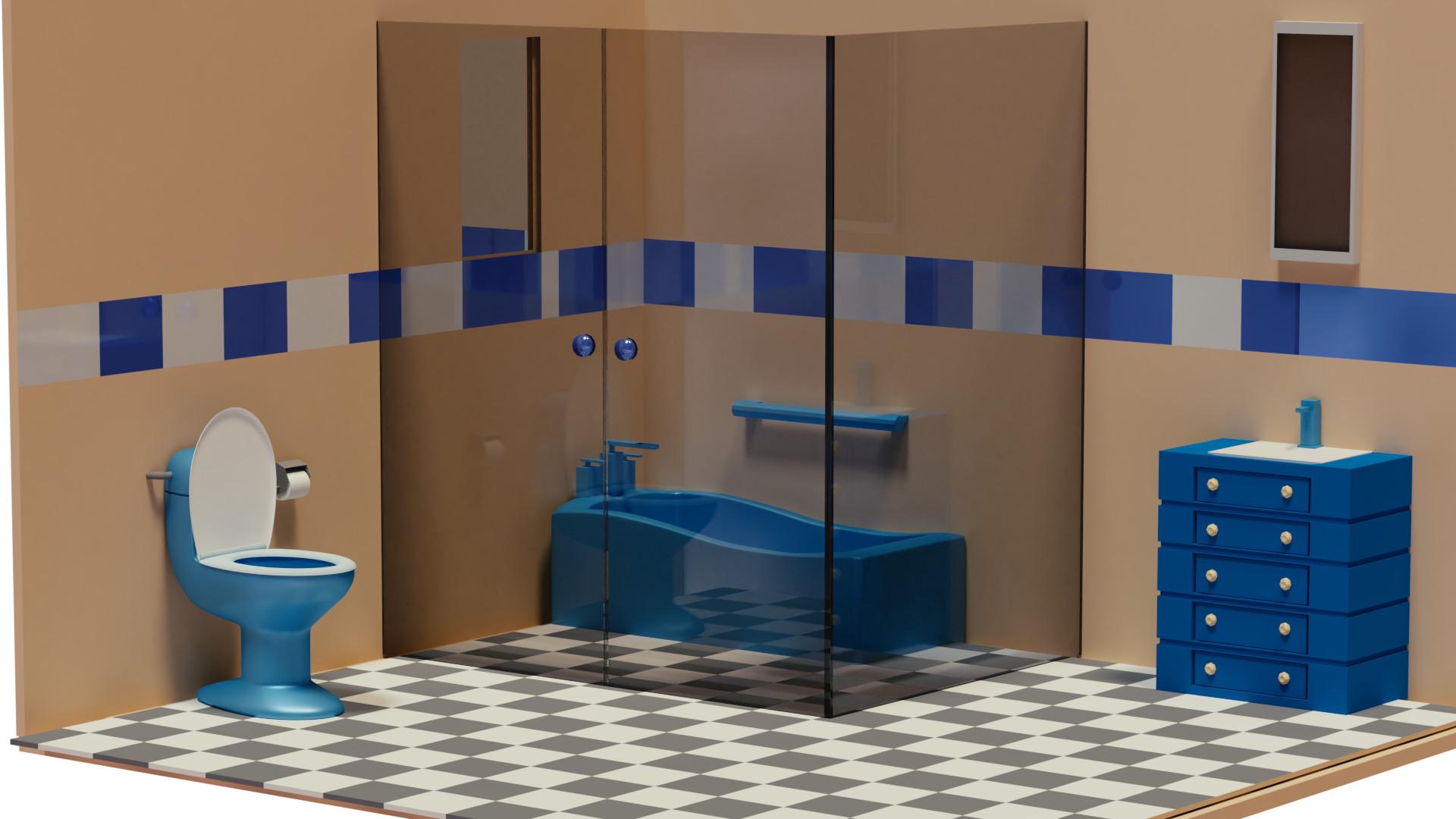 Gabriele Giles Bathroom