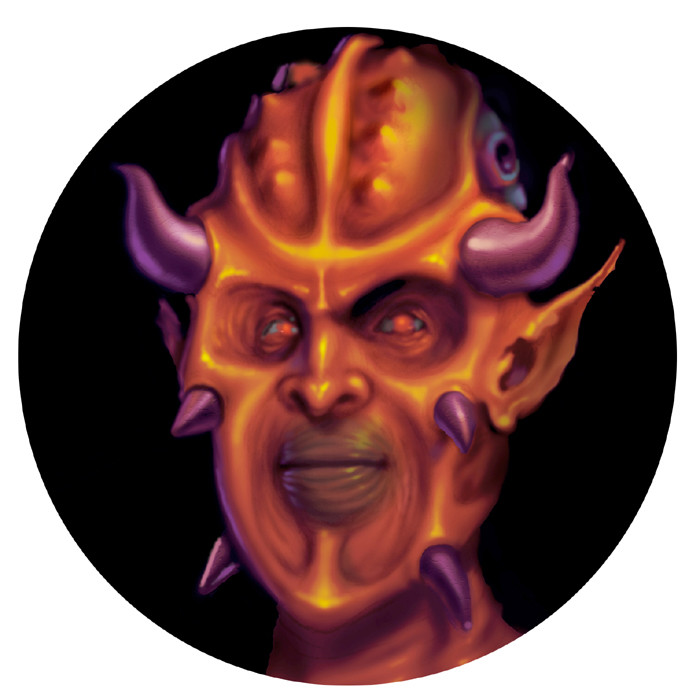Draezerak, Demon