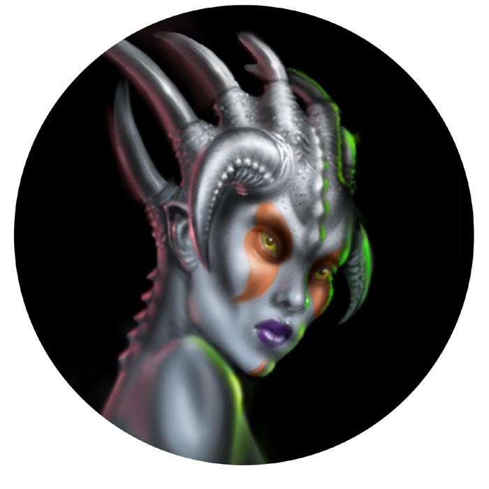 Vilixia, Demon