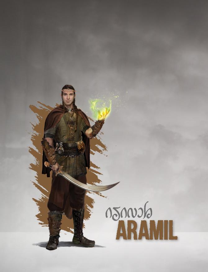 Anton ehn aramil
