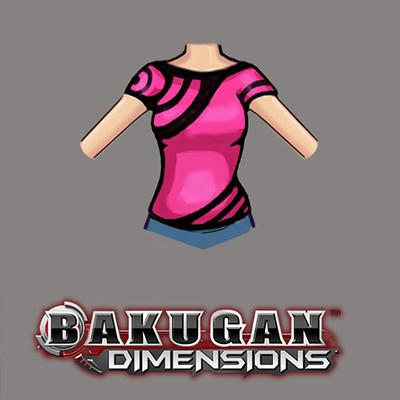 Old Bakugan Work (Revisit /Personal Cleanup)