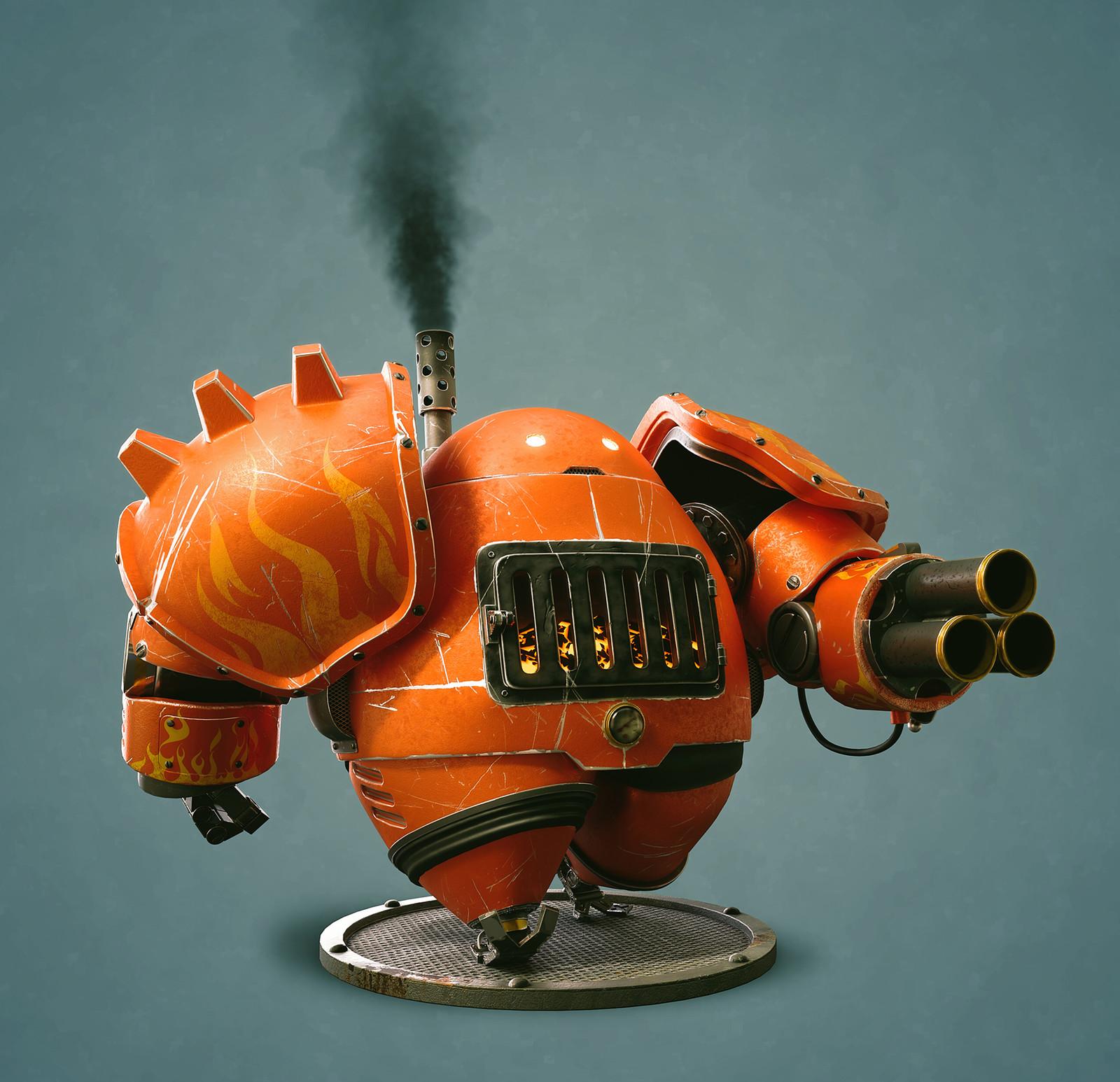 Dantes (da fat robot)