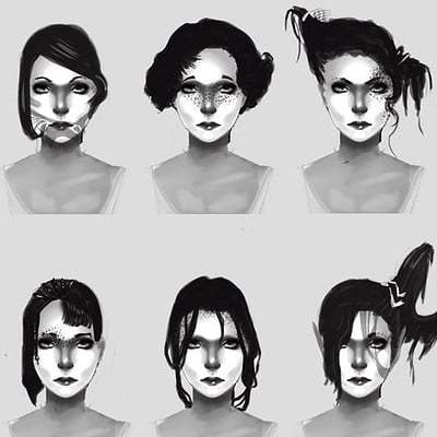 Hair & Face Concepts