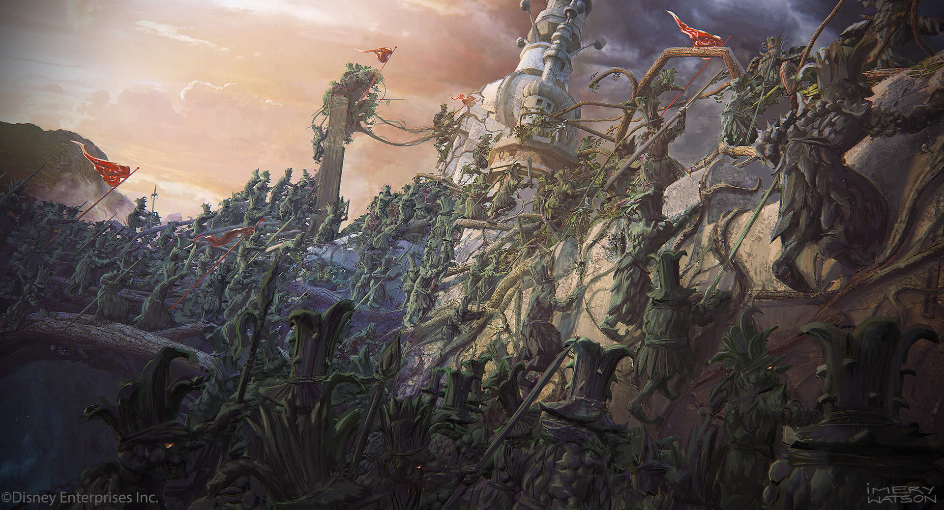 Imery watson battlefield wallstorm imerywatson