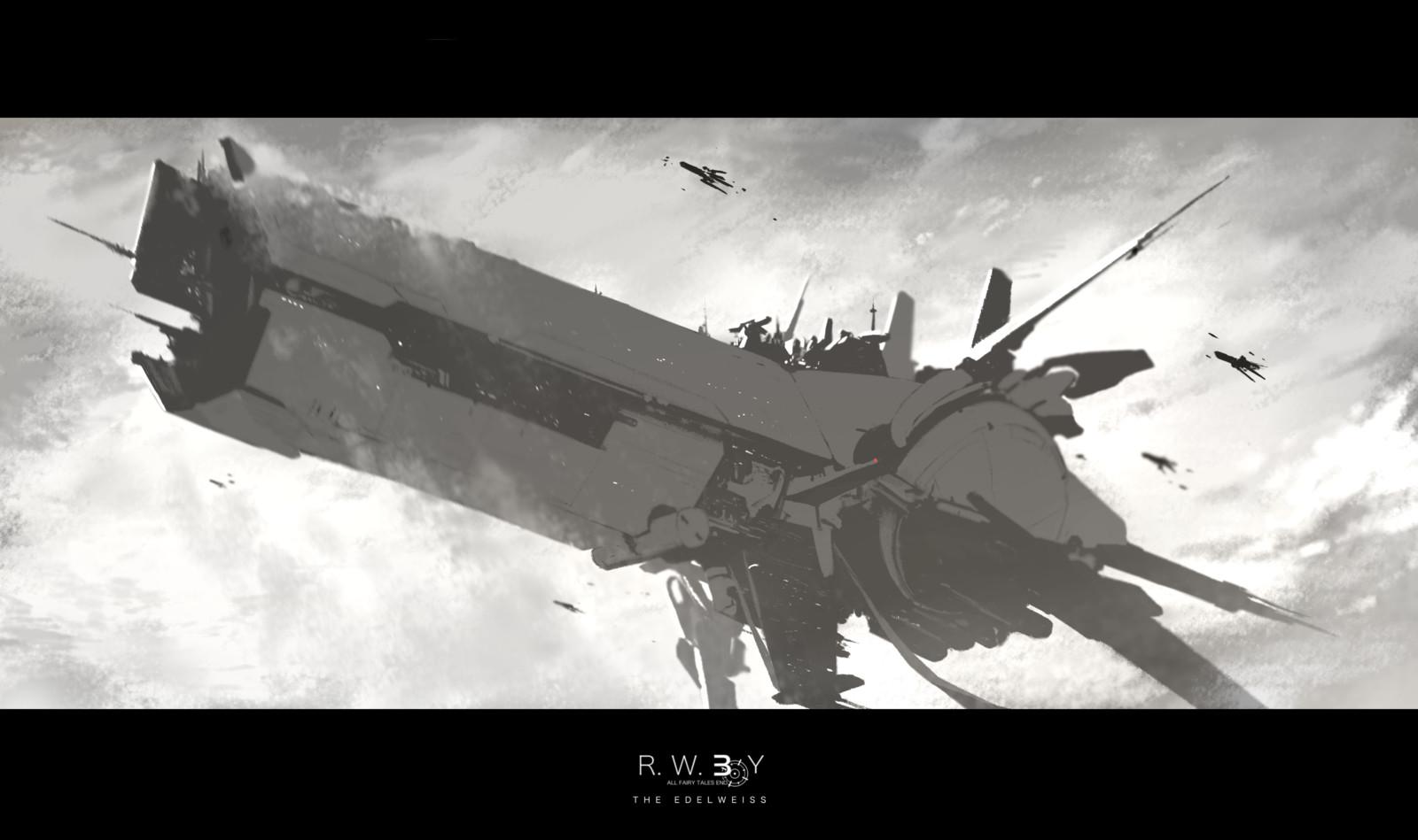 Sketch : Edelweiss