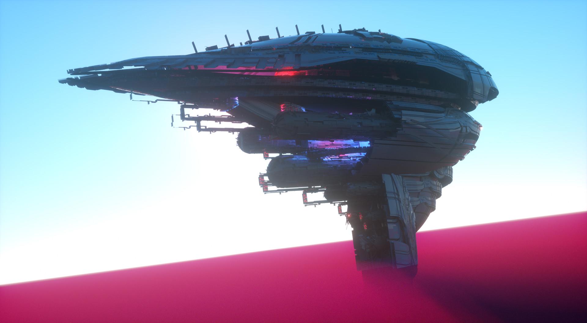 Leon tukker gasplanetbase