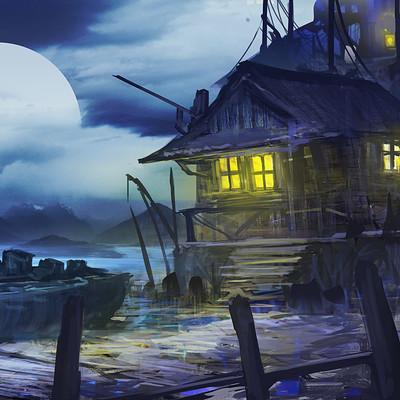 Jack reeves fishermans hut 01d