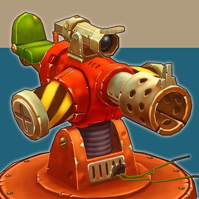 Artvostok studio gun