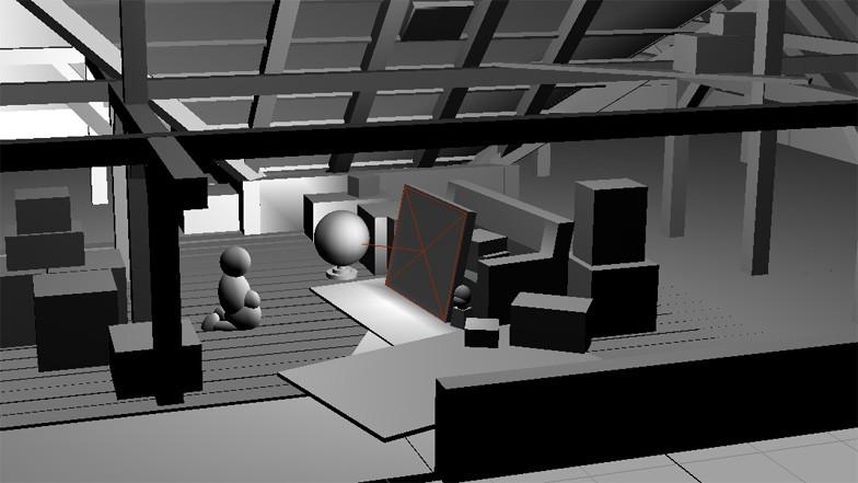 Reference scene in Maya