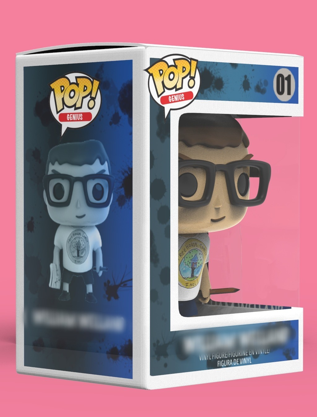 Hugh o donnell funko william left1