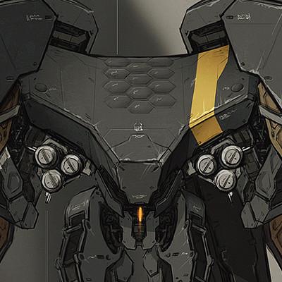 Jang wook kim atlas reaper design sheet 5000