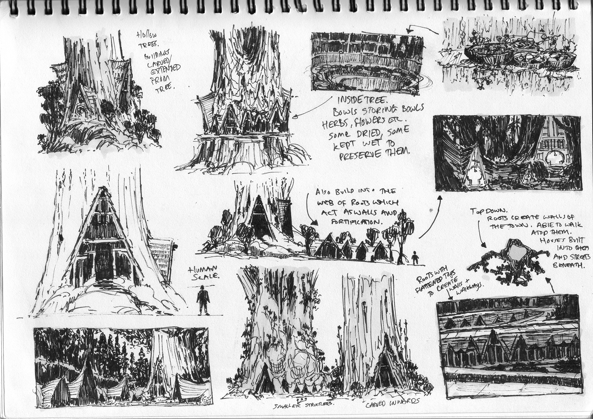 Jack eaves marker sketches 07