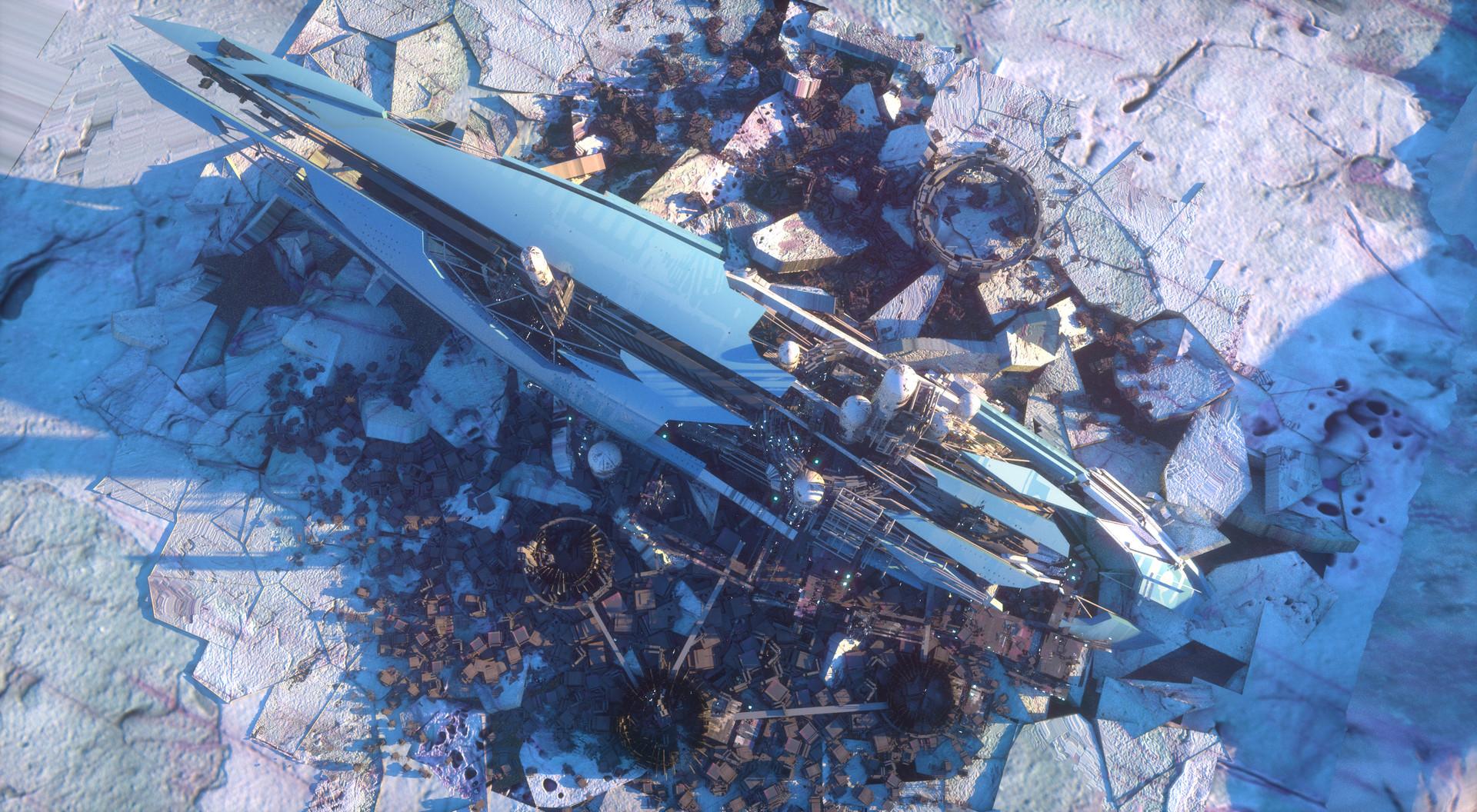 Leon tukker crashedship angle3