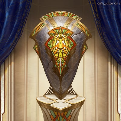 Manuel castanon shield of the realm
