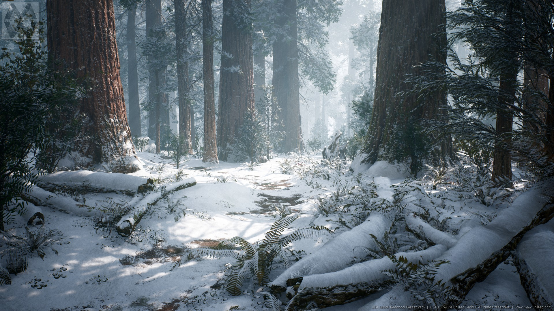 Forest Pack For Unreal Engine