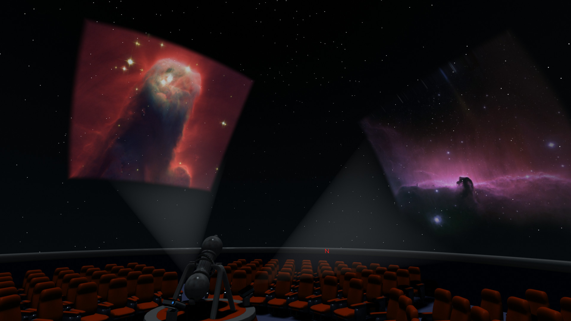 Juan antonio escoto planetarium