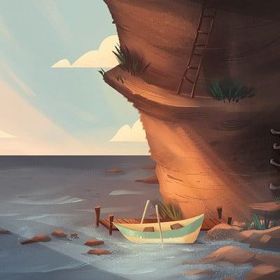 Magdalina dianova island base