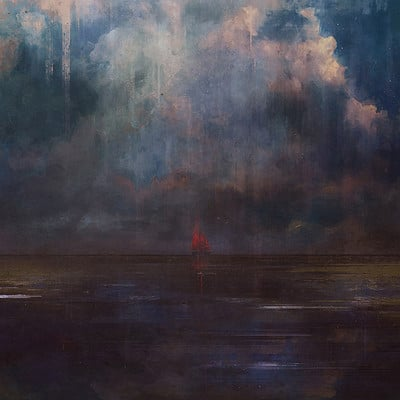 Luca merli when the storm cries