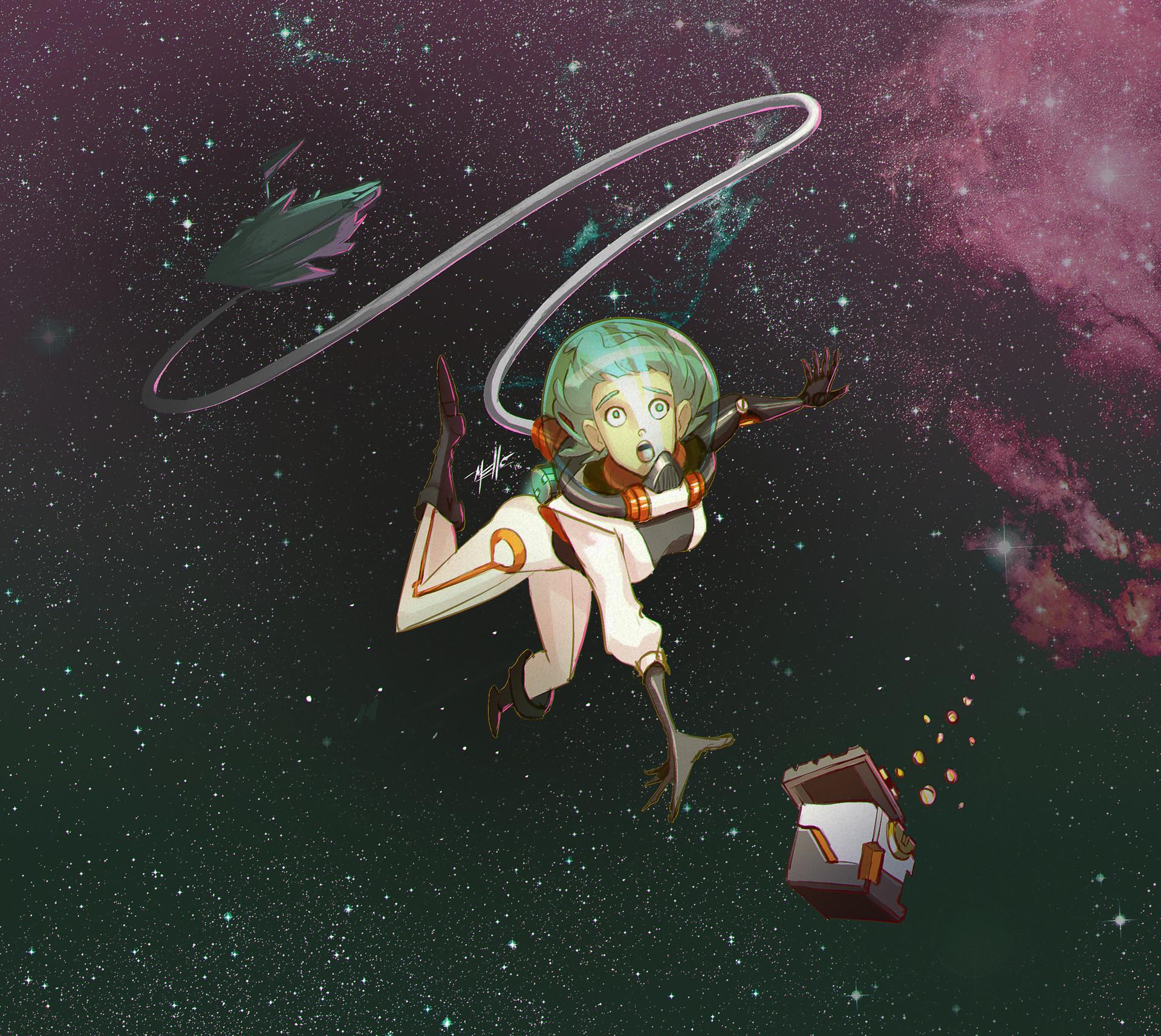 Michelle lo cdc space pirate