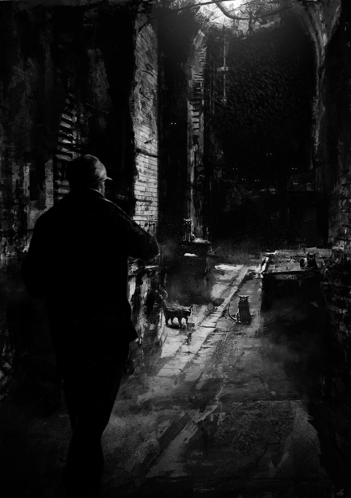 """""""Sur les Traces de Lovecraft"""" pack2"""
